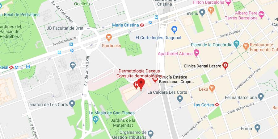 Dermatologia Dexeus - Dermatológa en Barcelona Cristina Pascual